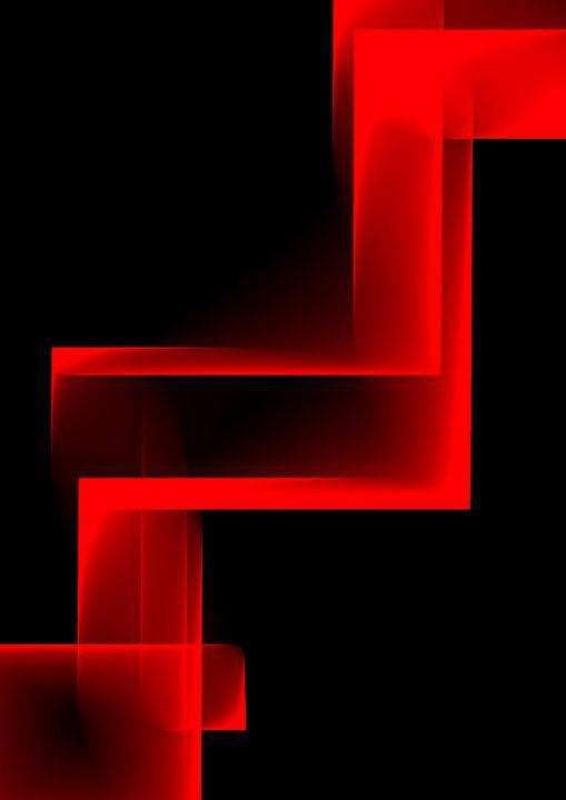 red chair - Rene art