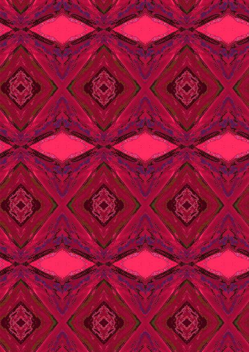 Pink delight - Rene art