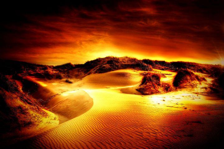 Natural sand nr 1 - Rene art