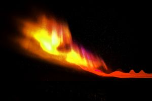Fire in the mountain nr 240