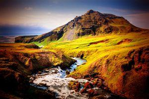 Iceland landscape nr 349