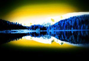 The lake nr 550