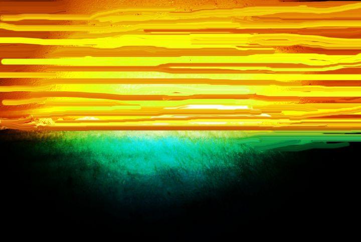 The creation light - Rene art