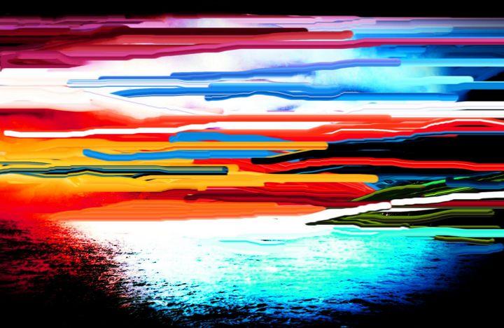 Reflections - Rene art