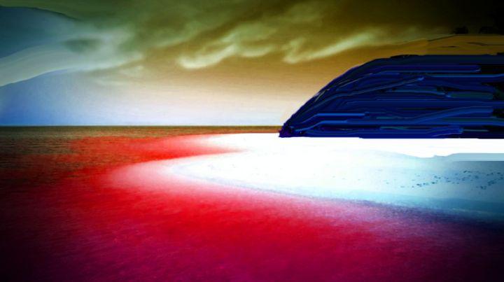 The red sea - Rene art
