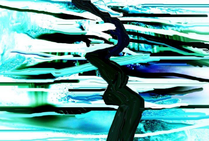 On ice - Rene art