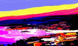 Colors in the mountain no 197
