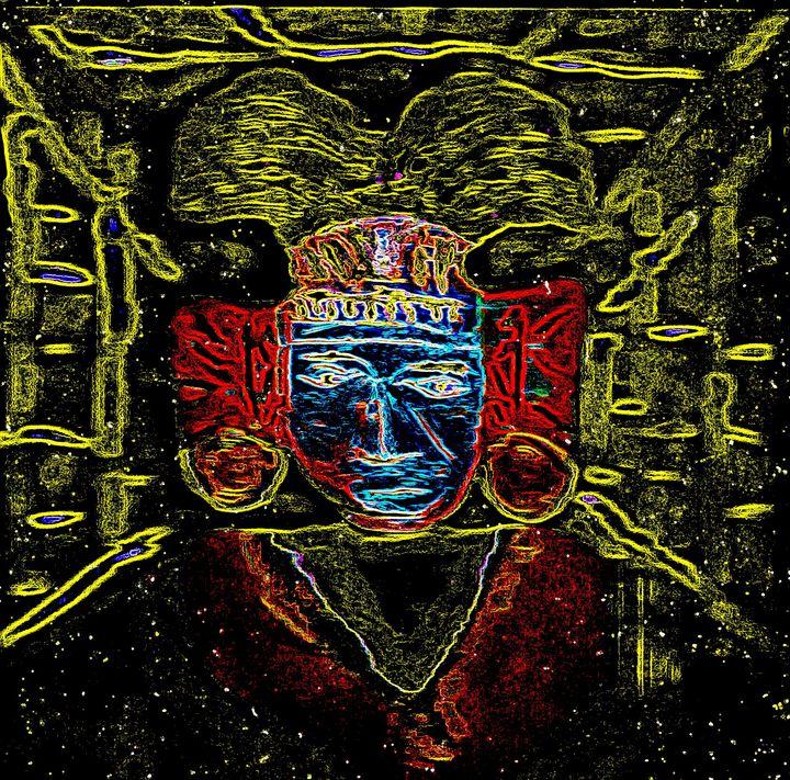 The incas gold - Rene art