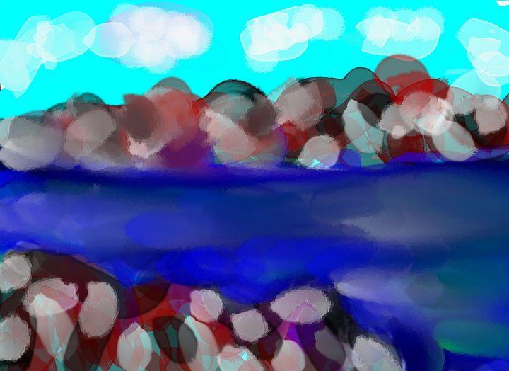 Kitara lake - Rene art