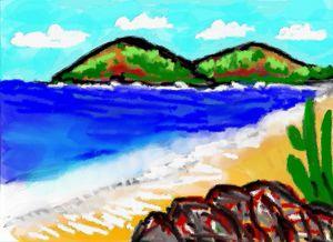 Barbara beach