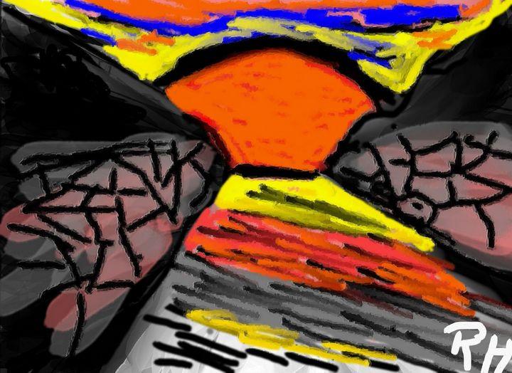Sunrise - Rene art