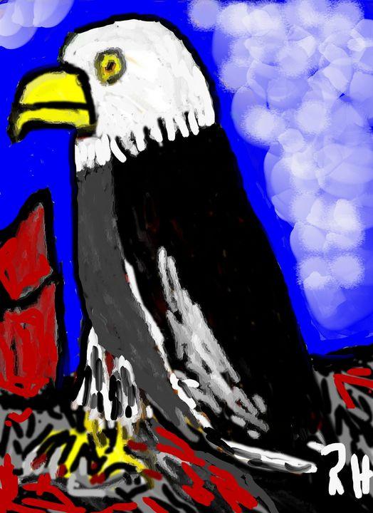 Eagle - Rene art