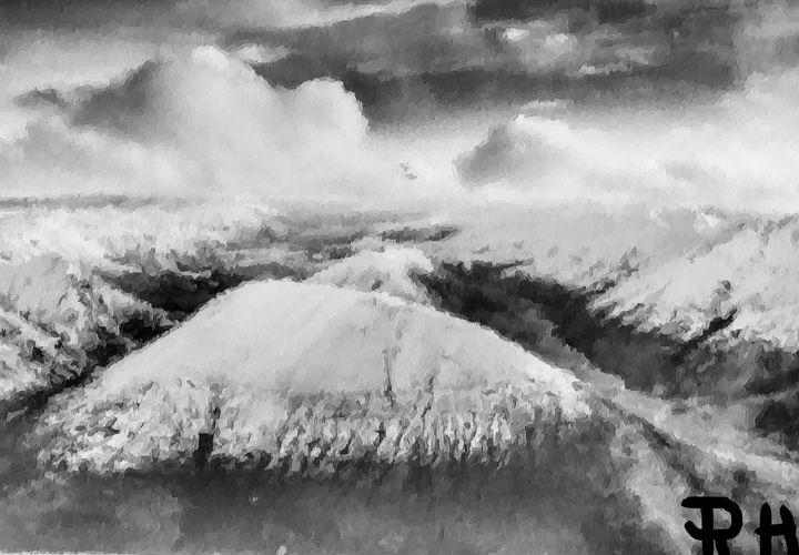 Mountians nr10 - Rene art