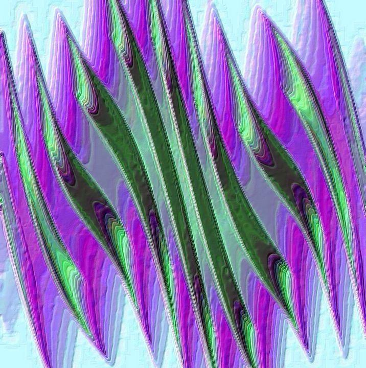 Leaves nr1 - Rene art