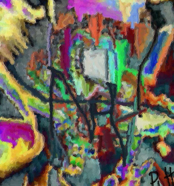 Tropical passion - Rene art