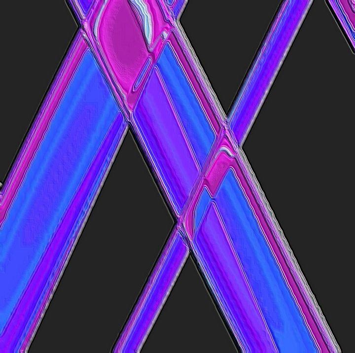 Stripes nr1 - Rene art