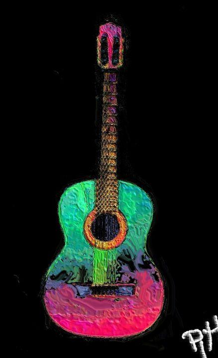 Gitar - Rene art