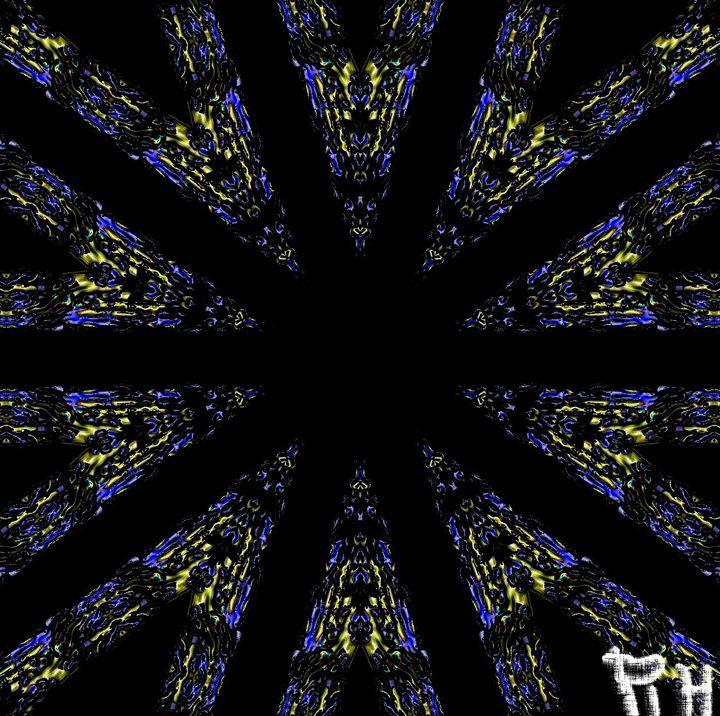 Sign of heaven - Rene art