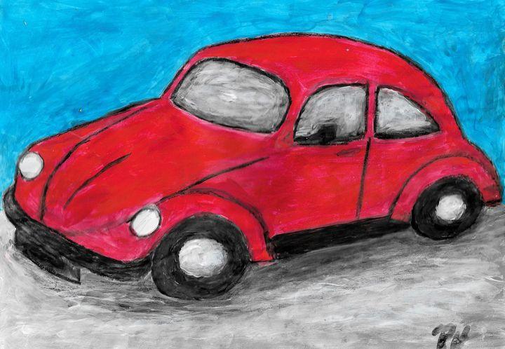 Volkswagon - Rene art