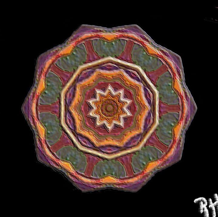 Flower of hope - Rene art