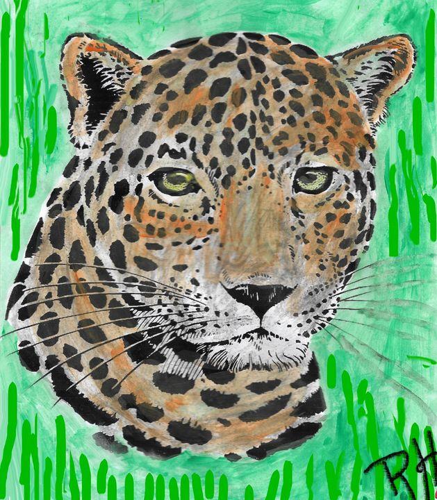 jaguar nr 2 - Rene art