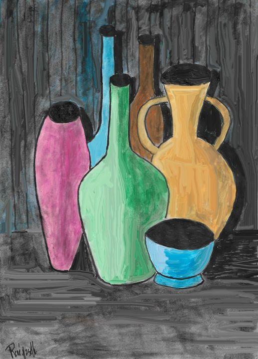 Still life nr 24 - Rene art