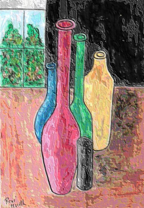 Just pottery - Rene art
