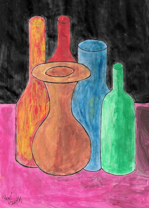 Tableware nr 14 - Rene art