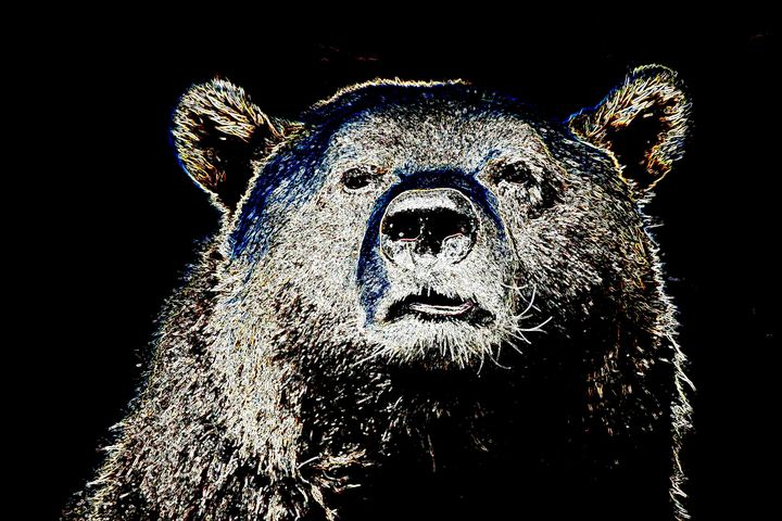 Bear nr 4 - Rene art