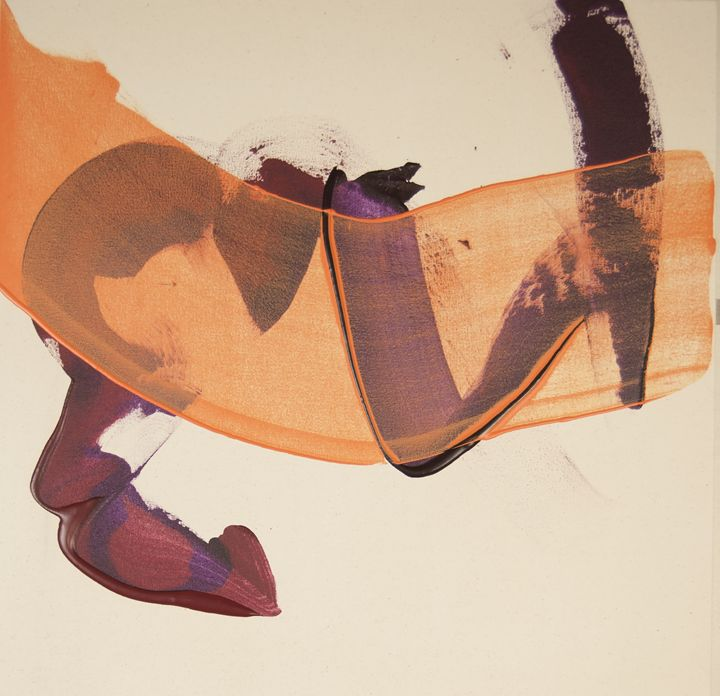Veiled Purple - Robyn Marie Holl