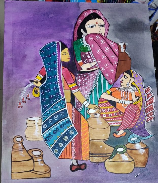 Tribal - Free hand creations