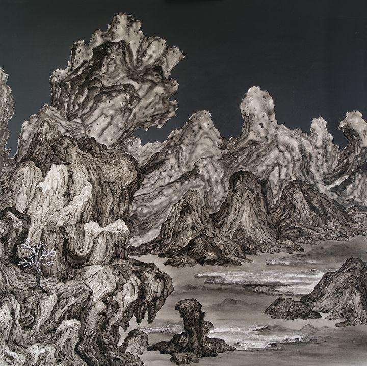 Fragment series of landscape - 7773535