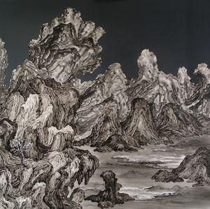 Fragment series of landscape