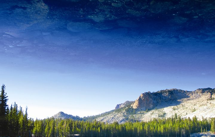 May Mirror - Yosemite Jade