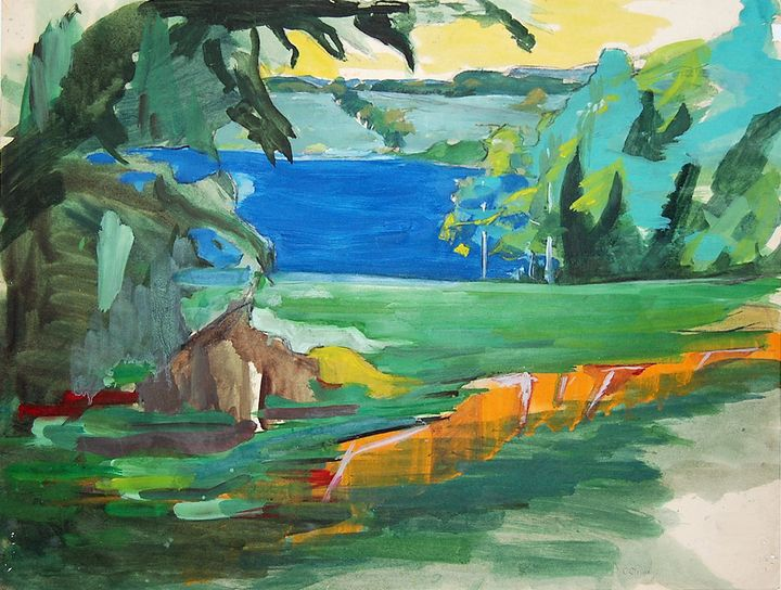 Marsh Creek State Park, PA - The Artists Network