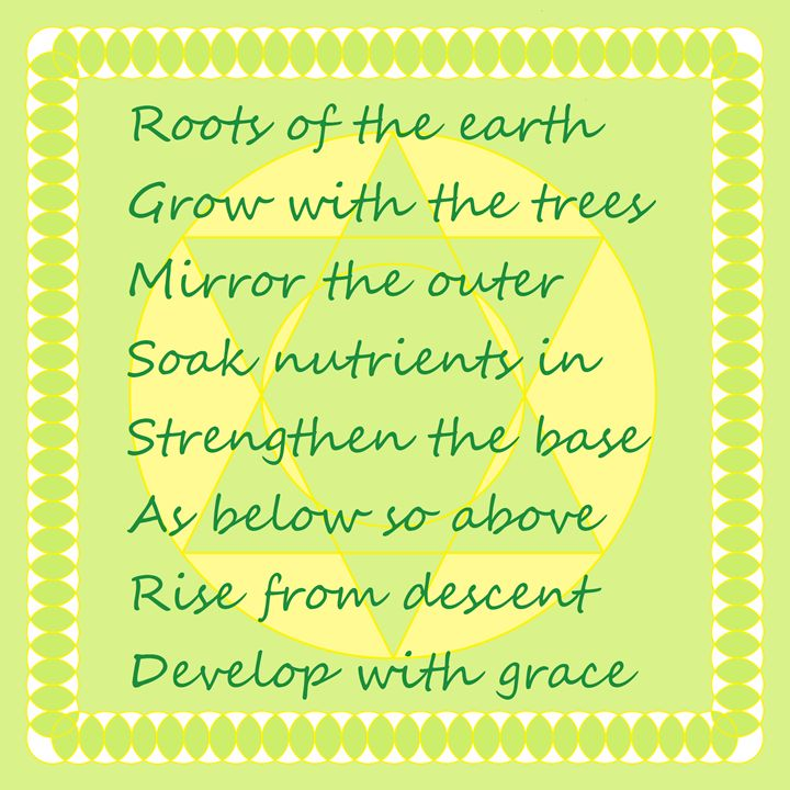 Grow from within - Art divinity