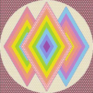 Power of diamonds - Art divinity