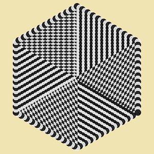 Hypnotic geometry