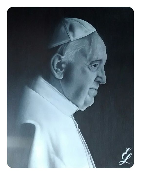 Pope Francis - Lunetta Art