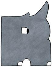 Rhino Paper Art