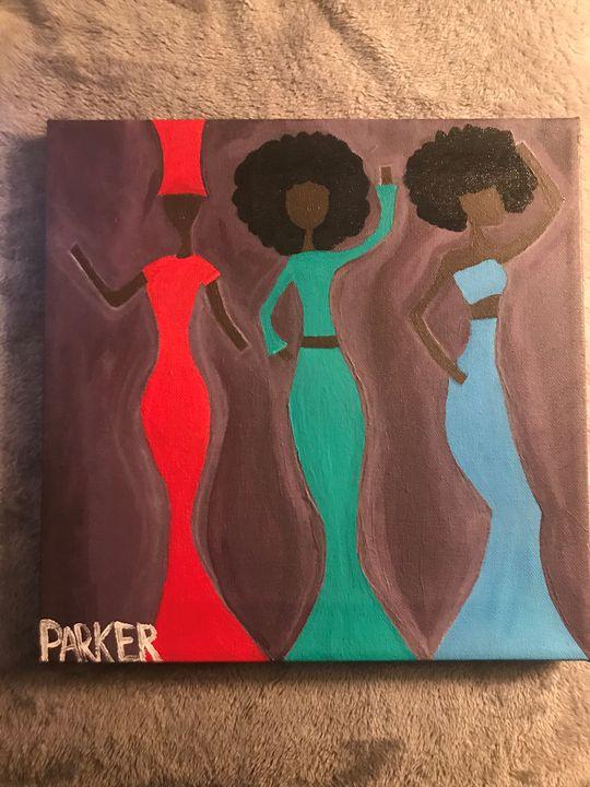 Sister Sistah Systah - Parker
