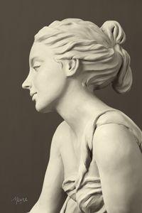Adamaris (profile) - Fine Sculpture