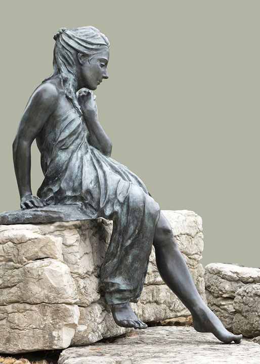 Brenna (artist copy) - Fine Sculpture