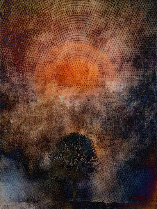 Dark Sunset - Illustrator01