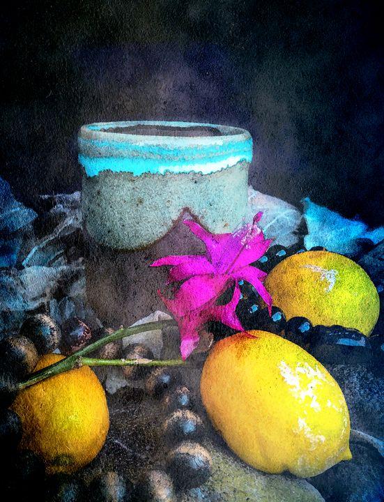 Still Life with Lemons - Illustrator01