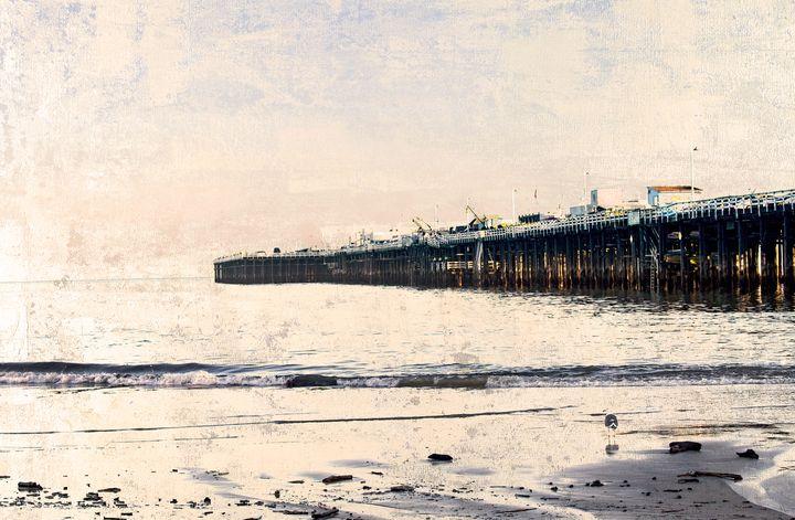 Old Pier - Illustrator01