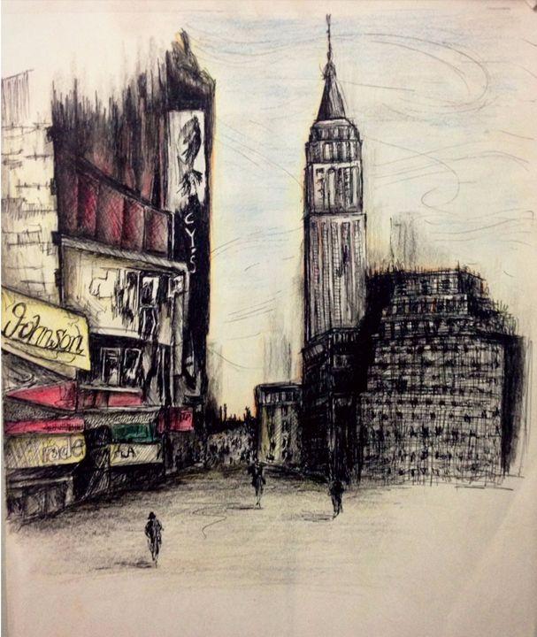 New York City - Tanushree