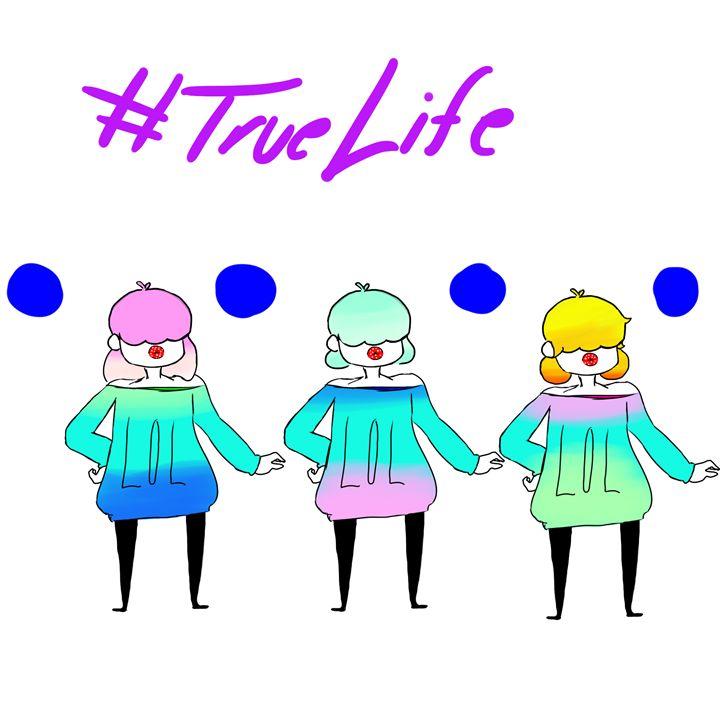 #TrueLife - SinisterFoxx