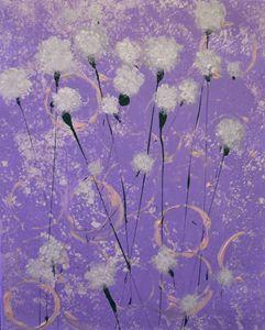 Dandelions and bubbles