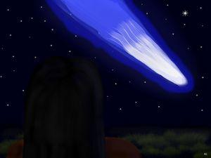 Comet - Sweet Betsy Draws